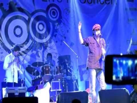 """Mohit Chauhan - MATARGASHTI"" Live At College Fest | Eclectika 2016 | NIT Raipur"