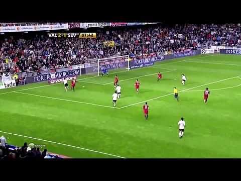 David Silva vs Sevilla (H) 2008-2009 La Liga HQ