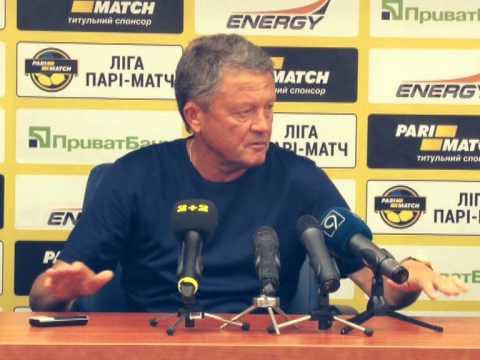 последнее интервью маркевича в днепре? miron markevich last interview  in dnipro