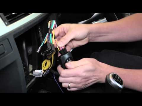 Connects2 BMW 3 Series E90 Double Din Integration Kit (Installation Guide)