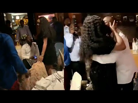 Davido In Tears As He Propose To Pregnant Chioma In London • ASSURANCE 2020 #CHIVIDO