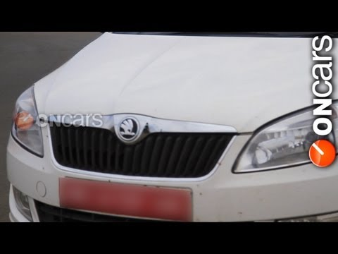 Exclusive: Skoda Rapid caught sporting new logo and brand lettering