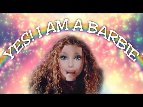 Nanowar Of Steel - Barbie MILF Princess Of The Twilight (Lyrics Video)[feat. Fabio Lione]
