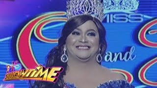 It's Showtime Miss Q & A: Lucky Queen Becky defends her title