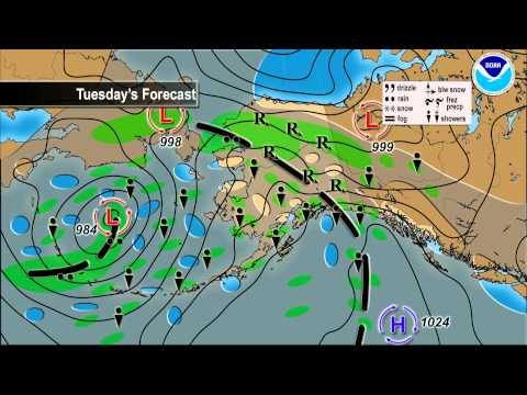 July 06, 2015 Alaska Weather Daily Briefing