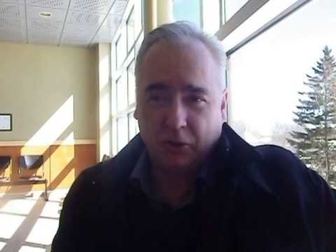 Miramichi Online Owner and Editor Larry Lynch interviewed by the Blogger!!
