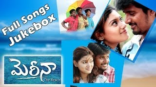 Marina - Marina (మెరీనా) Movie || Full Songs Jukebox || Siva Karthikeyan, Oviya