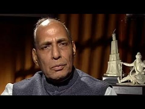 Rajnath Singh hints at bigger role for Narendra Modi