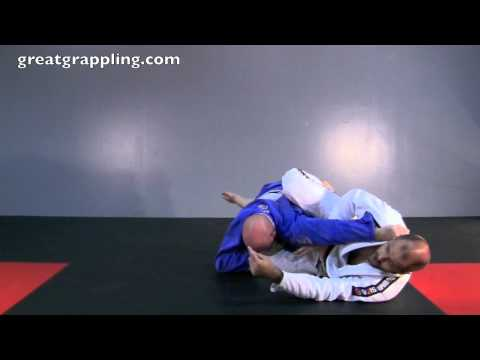 Closed Guard Submission Reverse Armbar Image 1
