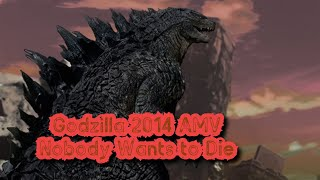 Godzilla 2014 AMV: Nobody Wants To Die Ice Cube