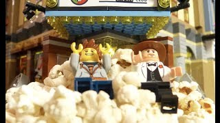 Regal Crown Club & Cheep Jokes - LEGO Stop Motion Video. Regal Cinemas Popcorn Competition