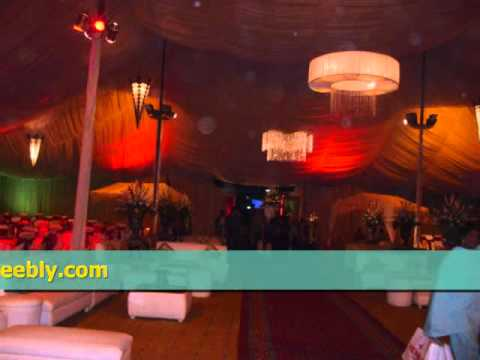 Awesome TraditionalColorful and Economical Weddings Setups Mehndi...