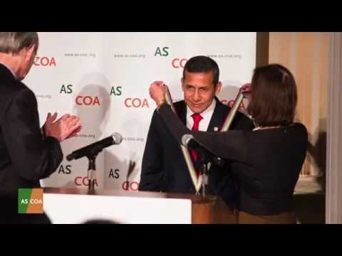 Latin American Presidents at AS/COA - UNGA Week Highlights
