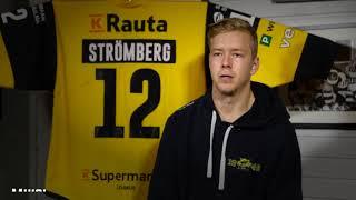Pelaajakortit 2017-2018, Kim Strömberg