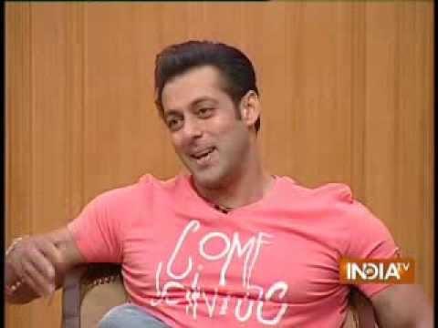 Salman Khan On Katrina Kaif In Aap Ki Adalat video
