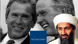 Who are The Carlyle Group, and how are they connected to bin Laden? - Truthloader