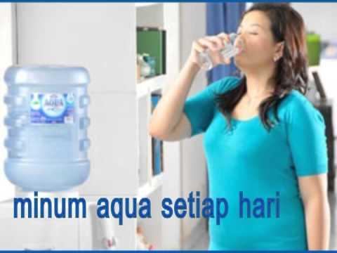 Iklan Aqua video
