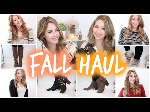 HUGE Fall Haul 2014 + Try On! American Eagle, Target, + more!