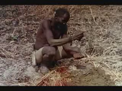 African Tribe dances circumcision hunting death 8/9