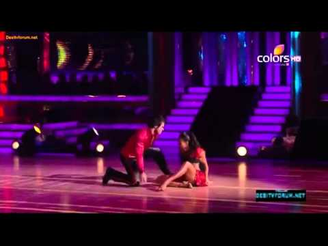 Las Vegas Int Dancer Anya & Jdj Contestants Rithvik Performance On Jumma Chumma De De (samba) video
