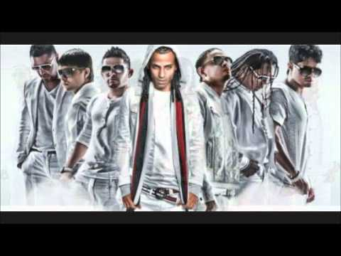 REGGAETON 2012-LA FORMULA-enganchados parte 1-DJ BROWN (the first)