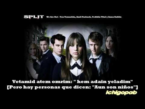 Split - We Are Not [Letra en Hebreo y Español]