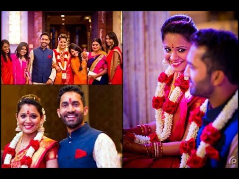 Dinesh Karthik Gets Married Twice in Three Days to Dipika Pallikal! | Marriage Photos