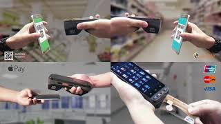 UROVO i9000S POS Terminal   мобильный платежный терминал нового поколения