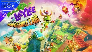 Yooka-Laylee and the Impossible Lair - Alternate Level States Trailer | PS4 | playstation camera e3