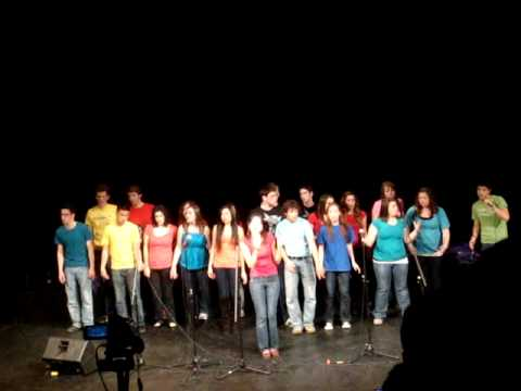 The Unaccompanied Minors - Tik Tok - a cappella