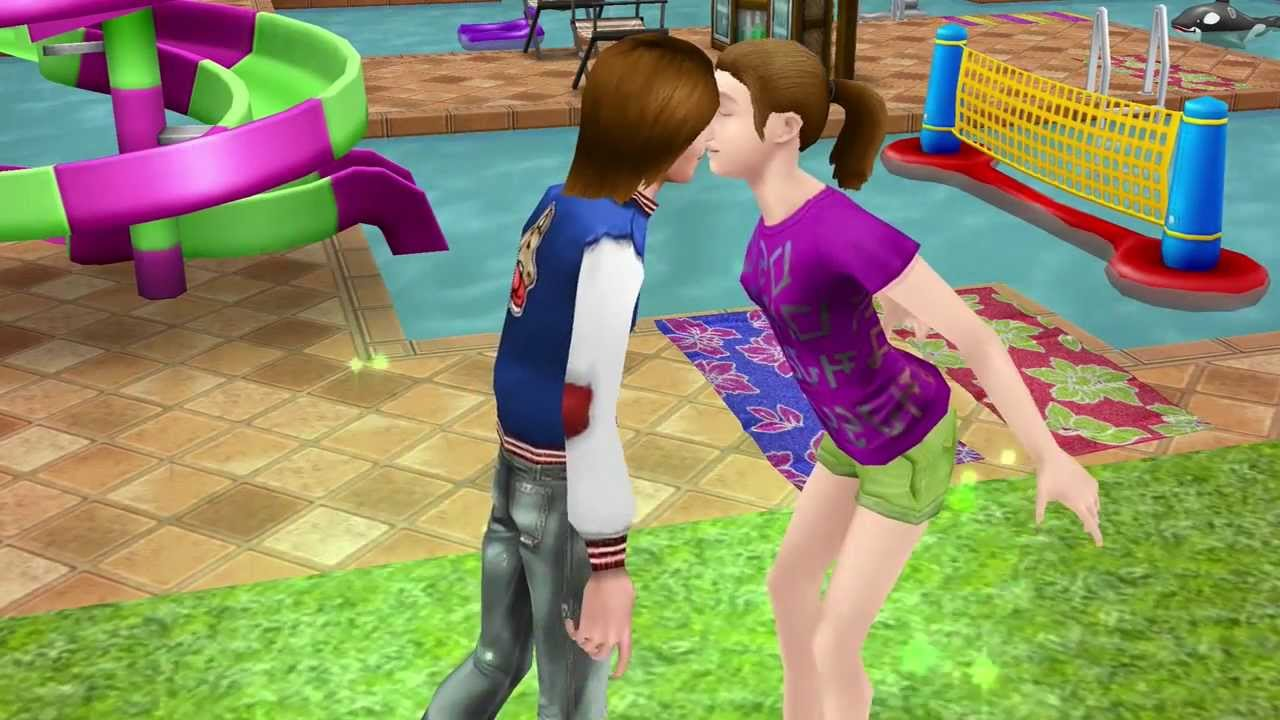 my sims games for kids to play online