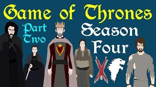 Game of Thrones: Season 4 (Part 2 of 3)