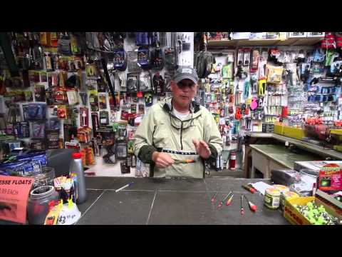 Rigging for Center-Pin Steelhead Fishing