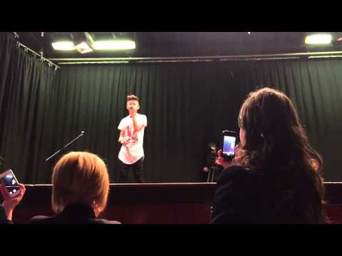 Bars and Melody - Hopeful (Performing at Parkhall College)