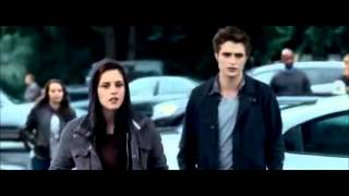 27. Eclipse - Bella y Edward discuten por Jacob
