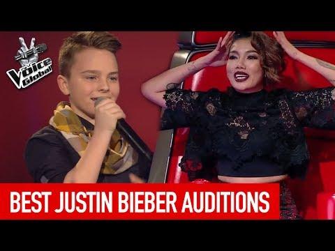 download lagu Best Justin Bieber Blind Auditions On The Voice Part gratis