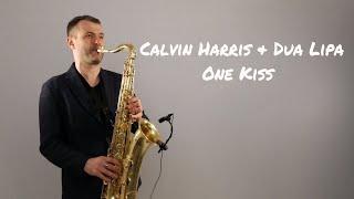 download musica Calvin Harris Dua Lipa - One Kiss Saxophone Cover by JK Sax Juozas Kuraitis