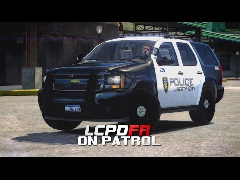 LCPDFR - Day 110 - Armed Robbery