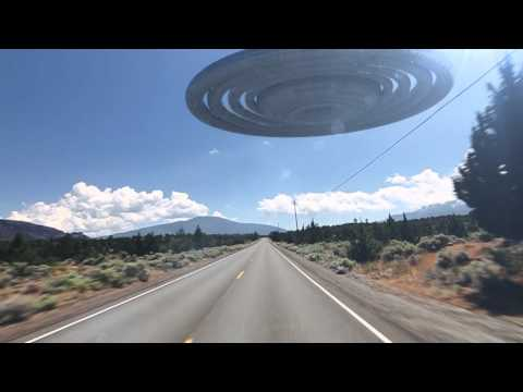 HOLY SHIZ! Backroad UFO Encounter Music Videos