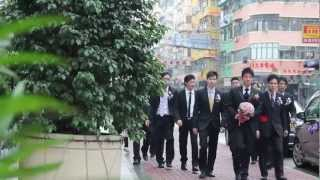 Wedding Highlight - HARBOUR GRAND HONG KONG 海逸君綽酒店