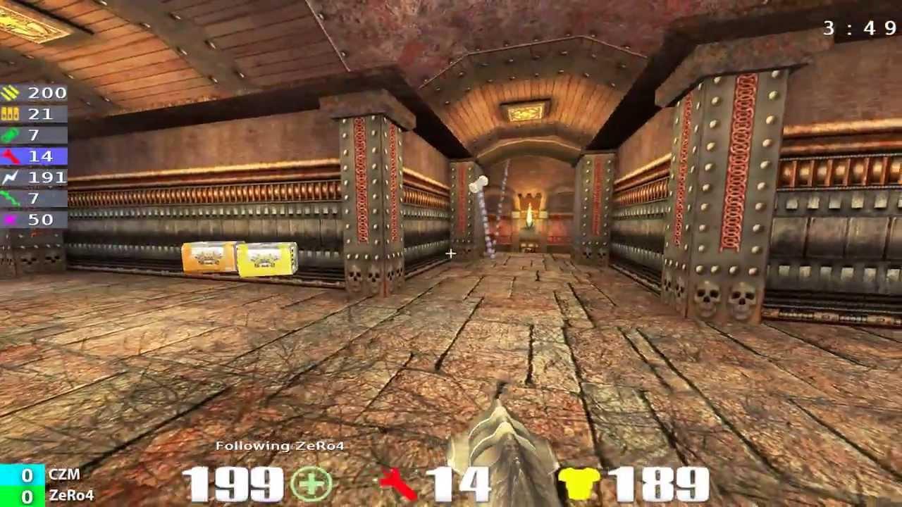 Quake iii: gold gog 2001 eng