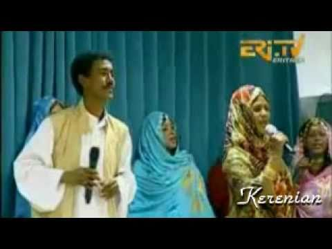 "Tigre folk music ""nabarina""اغنية من التراث الإريتري بلغة التجرى"