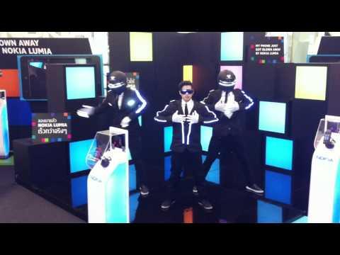Nokia Animetion Show@Bangkok by The Palm,AsiaArt,Dudee