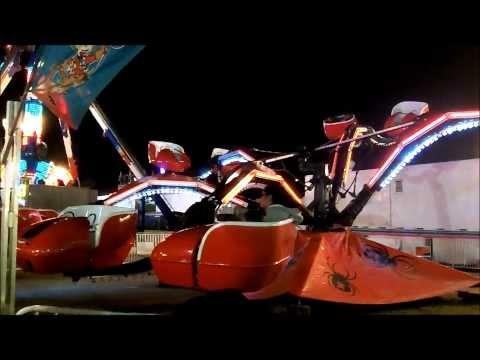 South Florida Fair Rides Carnival Fun