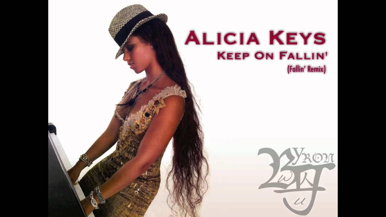 Alicia Keys - Keep on Fallin' (Dance/Dub-step Fallin ... Alicia Keys Fallin