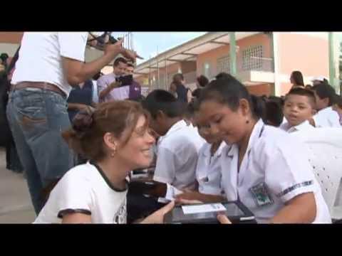 Vive Digital TV - Tabletas para la educación