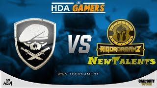NEW TALENT Vs. TeamQuality | HDA [SEARCHandDESTROY]