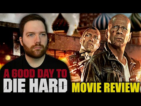 A Good Day to Die Hard - Movie Review by Chris Stuckmann