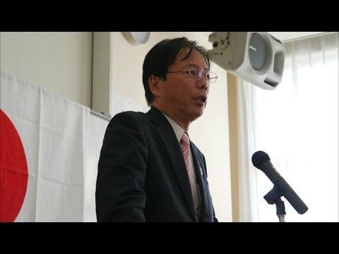 國體維新あづさゆみ第3回講演会/ゲスト 土屋たかゆき 志士連合代表