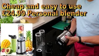 Best personal smoothie blender Decen AMR627 cheap!